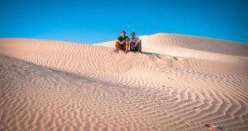 Oman potovanje, Združeni Arabski Emirati potovanje