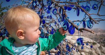 Potovanja z otroki, potovanja z dojenčkom