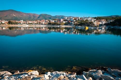 Otok Thassos, Grčija z avtom, Grčija počitnice