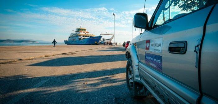 Otok Thassos – odlična destinacija za počitnice z avtom