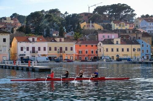 Mali Lošinj, otok Lošinj, Lošinj Hrvaška