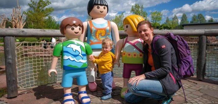 Playmobil Fun Park – zabaviščni park za najmlajše raziskovalce