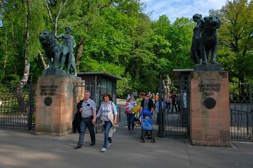 Nurnberg znamenitosti, Nemčija potovanje