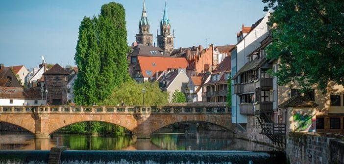 Nurnberg – mesto, kjer se ne bi dolgočasil niti po tednu dni raziskovanja