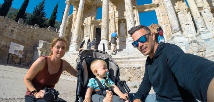 Antični ostanki Efez – praktični napotki za obisk