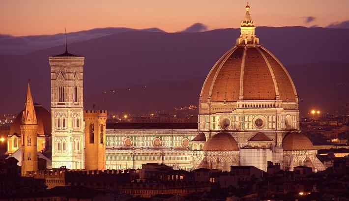 Toskana izlet, izlet v Toskano, z avtom v Toskano