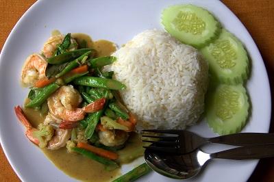 Tajska potovanje, Pad-Thai, hrana, popotniški blog, potovanje