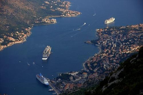 Črna Gora, Kotar, zaliv, Boka Kotarska, Balkan, potovanje, popotniški blog