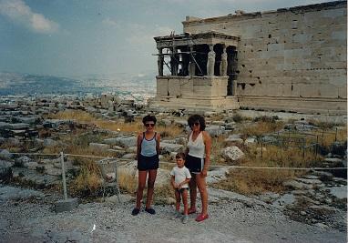 Grčija, Atene, potovanje z avtom,popotniški blog