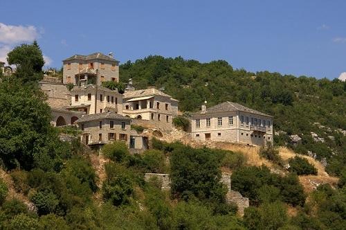 Zagoria vasi, Grčija, potovanje po Grčiji z avtom, popotniški blog, potovanje