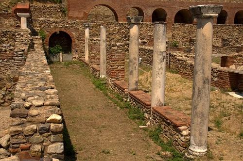 Makedonija, Bitola, Heraclea, potovanje po Makedoniji z avtom, popotniški blog