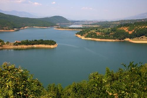 Makedonija, jezero Mariovo,potovanje po Makedoniji z avtom, popotniški blog