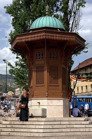 Sarajevo, izlet, potovanje, Bosna, Baščaršija, popotniški blog