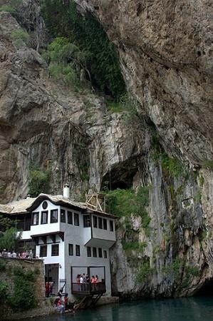 Vrelo Bune,Mostar, Sarajevo,izlet, potovanje, Bosna, popotniški blog