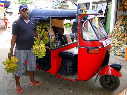 Potovanje po Šri Lanki, popotniški blog