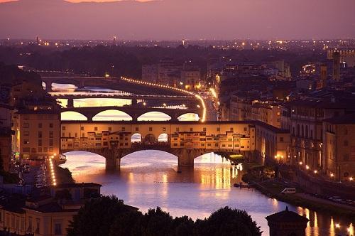 Firence,Toskana,Ponte Vecchio, izlet po Toskani, popotniški blog