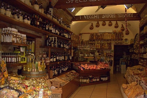 Toskana, San Gimignano, izlet po Toskani, popotniški blog, potovanje