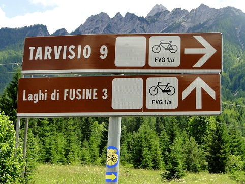 Jure Robič, kolesarska pot, belopeška jezera, popotniški blog