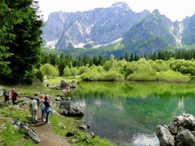 Belopeška jezera, kolesarska pot,popotniški blog, izlet po Sloveniji