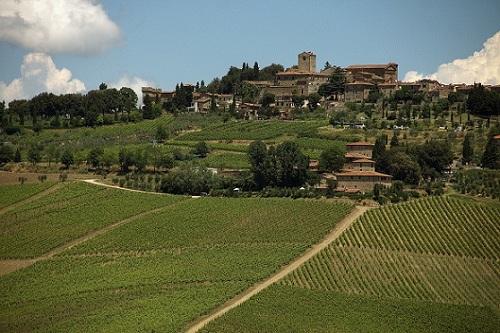 Chianti, Toskana, izlet po Toskani, vino, popotniški blog