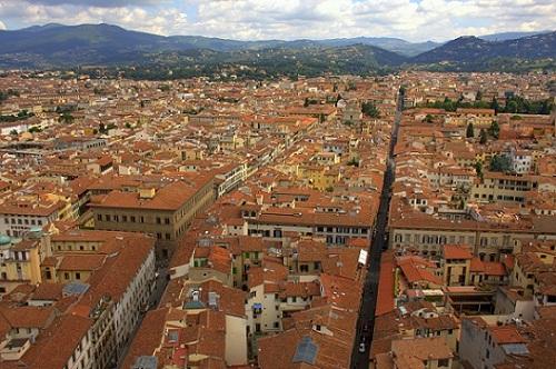 Toskana, Firence, razgled, izlet po toskani, popotniški blog