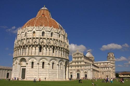 Toskana, Pisa, čudežno polje, izlet po Toskani, popotniški blog