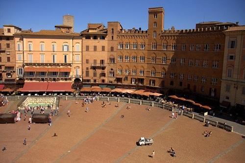 Toskana, Siena, izlet po toskani, popotniški blog