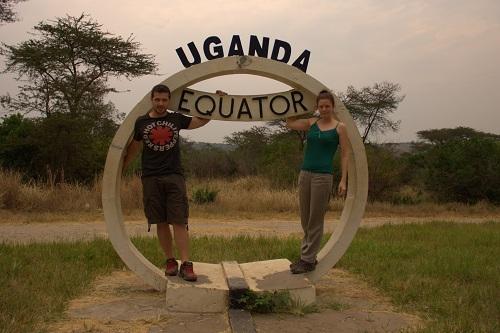 Afrika, Uganda, Ekvator, afriški safari, potovanje, popotniški blog