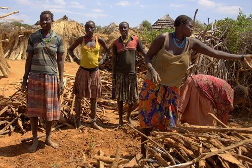 Afrika, Uganda, Karamojong, potovanje, popotniški blog