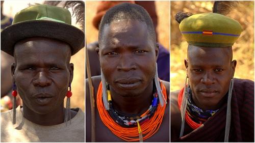 Afrika, Uganda, Karamojo,manjata, Kotido, potovanje, popotniški blog