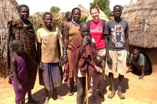 Afrika, Uganda, Karamojong, Kotido, potovanje, popotniški blog
