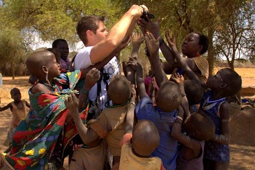 Afrika, Uganda, manjata, Karamojo, Kotido, potovanje, popotniški blog