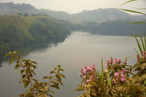Afrika, Uganda, vulkanska jezera, potovanje, popotniški blog