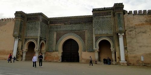 Meknes, potovanje, Maroko, znamenitosti