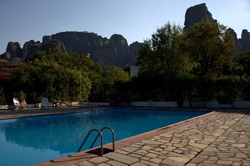 Meteora, Grčija,znamenitosti