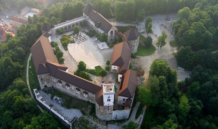 Ljubljanski grad,kam na izlet, voden ogled gradu, ideja za izlet, enodnevni izlet, Ljubljana znamenitosti