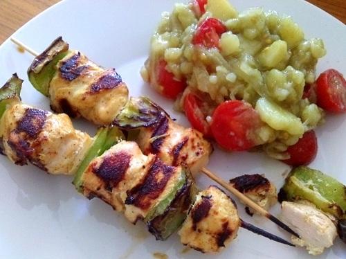 potovanje v Iran, potovanje po iranu, Iran potovanje, recept piščanec po Iransko, džudže kebab