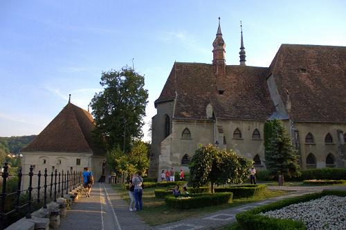 Romunija potovanje, potovanje v Romunijo, z avtom v Romunijo, Transilvanija, grof Drakula, Sighisoara