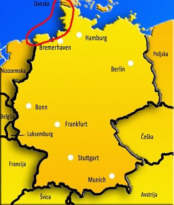 Vadensko morje, obala severnega morja, severno morje, severna Nemčija, Nemčija znamenitosti, Nemčija potovanje, izlet v Nemčijo