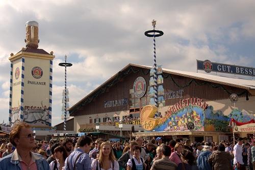 Oktoberfest, Munchen, na Oktoberfest, izlet vMunchen, z avtom v Munchen, kako na Oktober