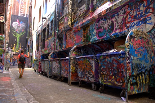 Melbourne, Melbourne Australia, Australia travel, travel to Australia, living in Melbourne, Melbourne znamenitosti, Melbourne grafiti, Melbourne ulična umetnost