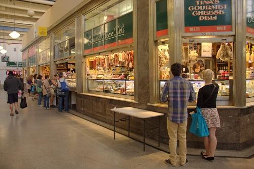 Melbourne, Melbourne Avstralija, Avstralija potovanje, potovanje v Avstralijo, Melbourne tržnica, Queen Victoria market