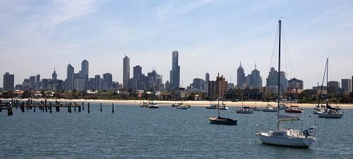 Melbourne, Melbourne Avstralija, Avstralija potovanje, potovanje v Avstralijo