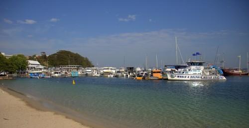 Avstralija potovanje, potovanje v Avstralijo, Avstralija znamenitosti, Port Stephens
