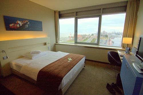 Bremerhaven Nemčija, Atlantic Sail City Hotel