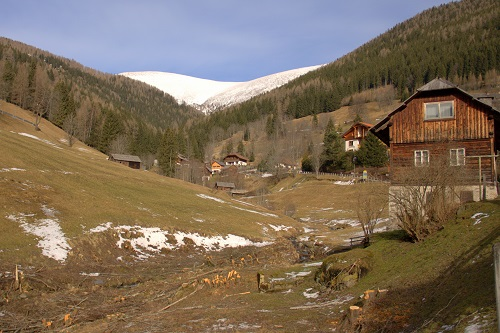 Avstrija smučanje, Bad Kleinkirchheim