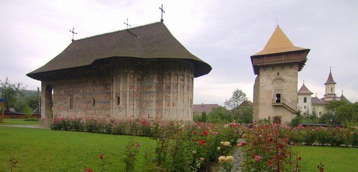 Romunija potovanje, poslikani samostani, Maramures Romunija, Romunija znamenitosti
