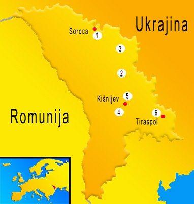 Moldavija znamenitosti, Moldavija potovanje, potovanje v Moldavijo,Moldavija znamenitosti
