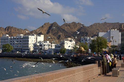 Muškat znamenitosti, znamenitosti v Muškatu, Oman potovanje, Muškat Oman