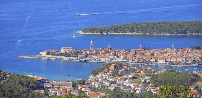 Otok Rab, rab hrvaška